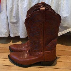 Ariat Cowboy Boots Sz 8
